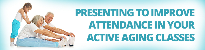 Active Aging Attendance
