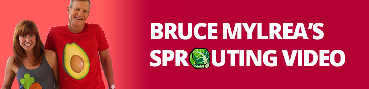 Bruce Mylrea's Sprouting Video